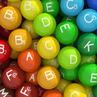 витамины групп А, В, С, Е, К