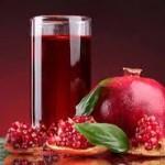 свежевыжатый гранатовый сок