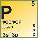 макроэлемент фосфор