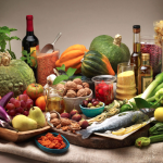 Продукты питания - источники макроэлементов